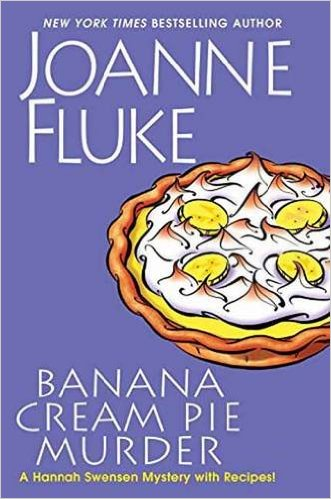 Banana Cream Pie Murder, Books on the New York Times Best Sellers List