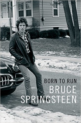 Born to Run, Books on the New York Times Best Sellers List