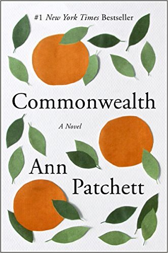 Commonwealth, Books on the New York Times Best Sellers List