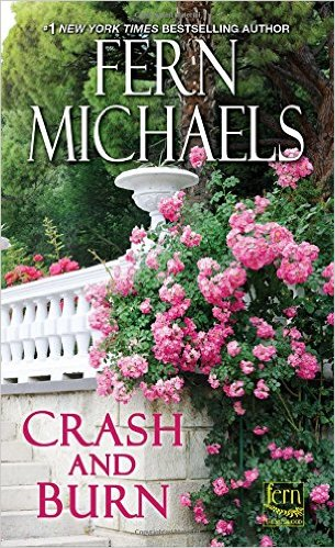 Crash and Burn, Books on the New York Times Best Sellers List