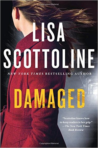 Damaged, Books on the New York Times Best Sellers List