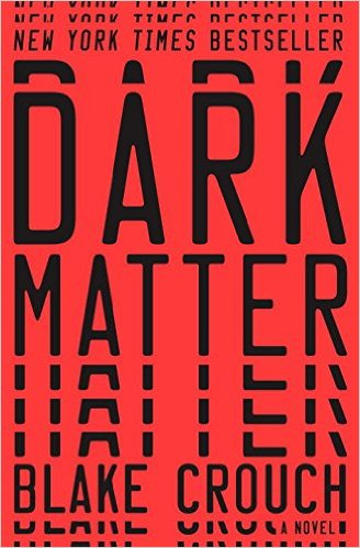 Dark Matter, Books on the New York Times Best Sellers List