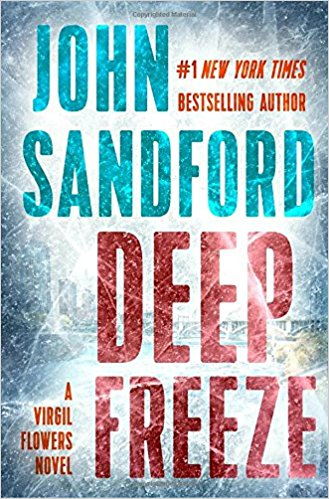 Deep Freeze, Books on the New York Times Best Sellers List