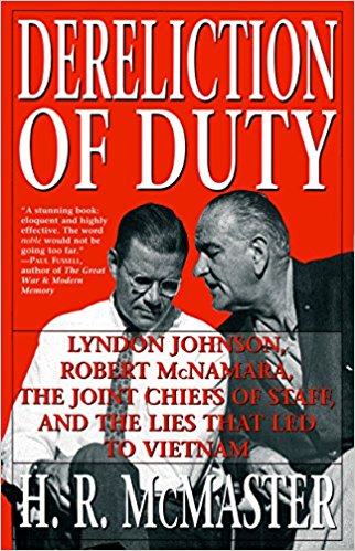 Dereliction of Duty, Books on the New York Times Best Sellers List