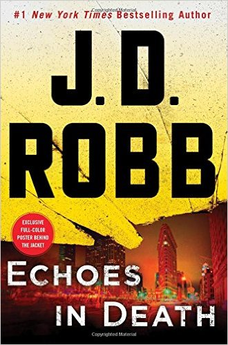 Echoes in Death, Books on the New York Times Best Sellers List