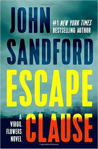 Escape Clause, Books on the New York Times Best Sellers List