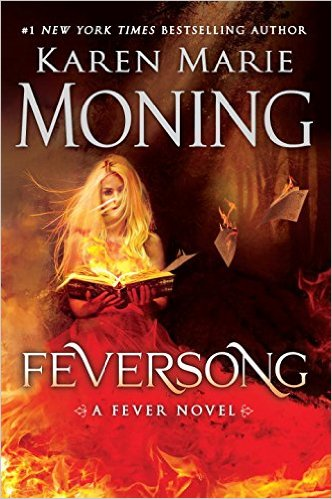 Feversong, Books on the New York Times Best Sellers List