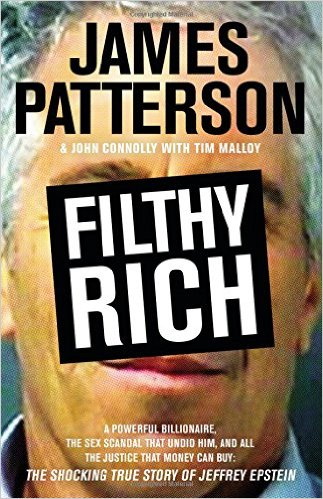 Filthy Rich, Books on the New York Times Best Sellers List
