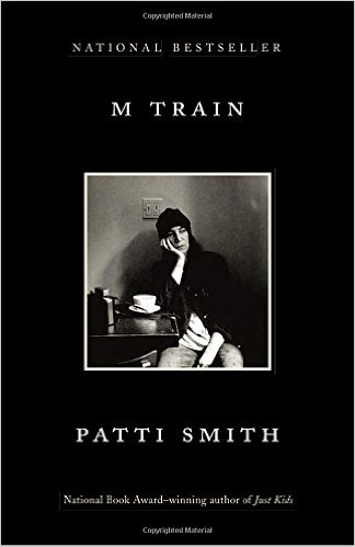 M Train, Books on the New York Times Best Sellers List