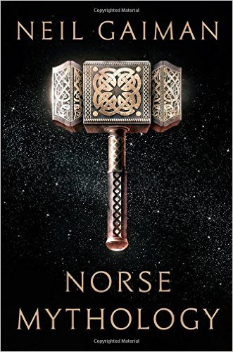 Norse Mythology, Books on the New York Times Best Sellers List