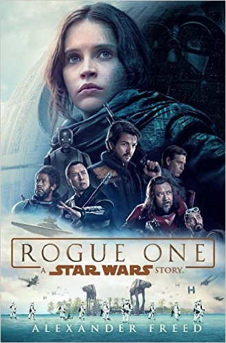 Rogue One, Books on the New York Times Best Sellers List