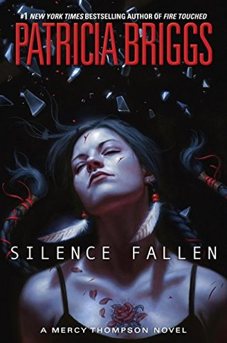 Silence Fallen, Books on the New York Times Best Sellers List