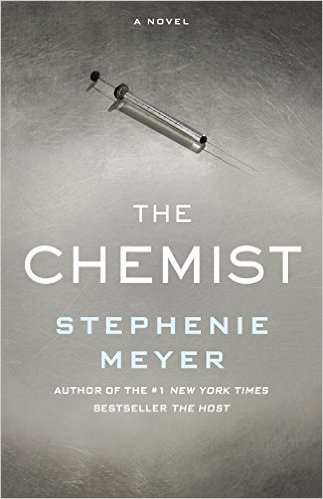 The Chemist, Books on the New York Times Best Sellers List