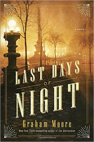 The Last Days of Night, Books on the New York Times Best Sellers List