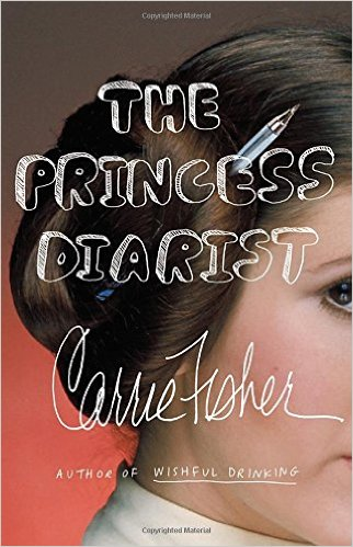 The Princess Diarist, Books on the New York Times Best Sellers List