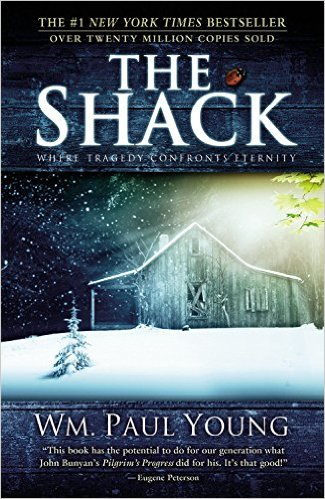 The Shack, Books on the New York Times Best Sellers List