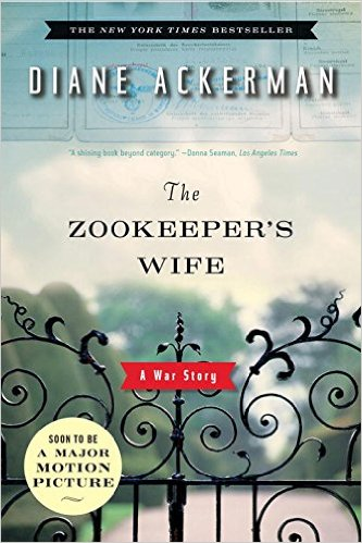 The Zookeeper's Wife, Books on the New York Times Best Sellers List