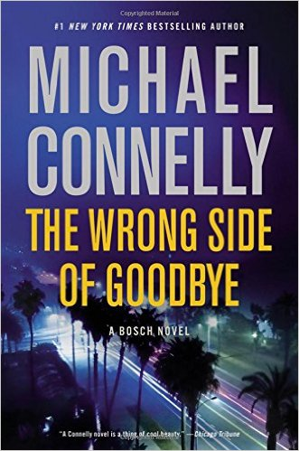 Wrong Side of Goodbye, Books on the New York Times Best Sellers List